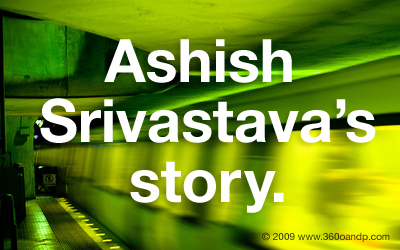 Ashish Srivastava - BK Amputee in India