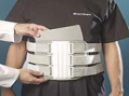 Spina III Spinal Orthosis (Front)