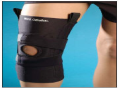 Knee Support with J-Bar buttress